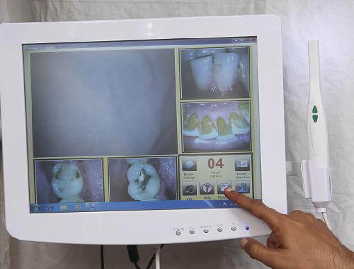 Dental Touch Screen Tablet and Computer